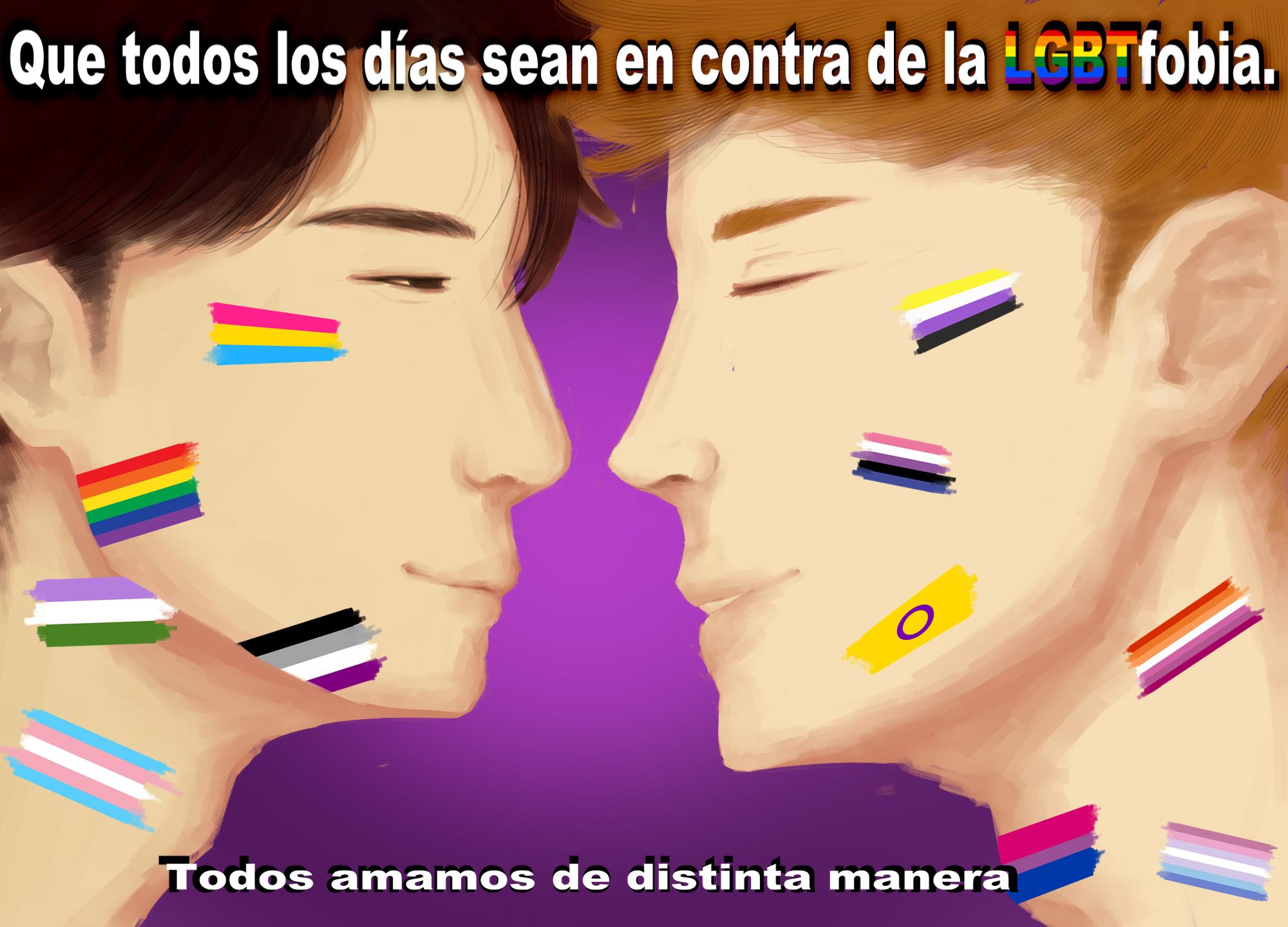 afiche diversidad - ISIDORA BÁEZ VÉLIZ - PRIMERO MEDIO B.
